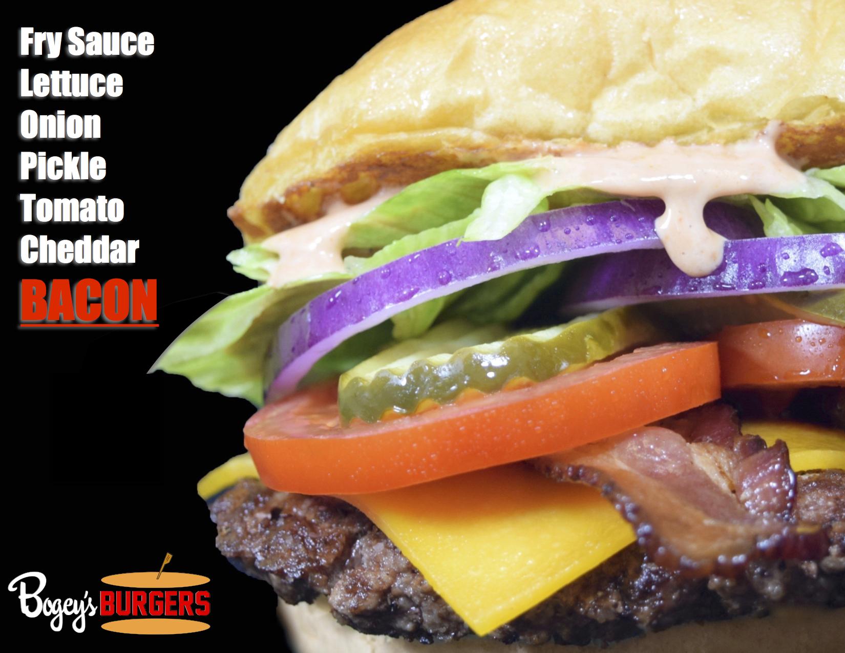 Bogey's Burgers - Redmond, OR